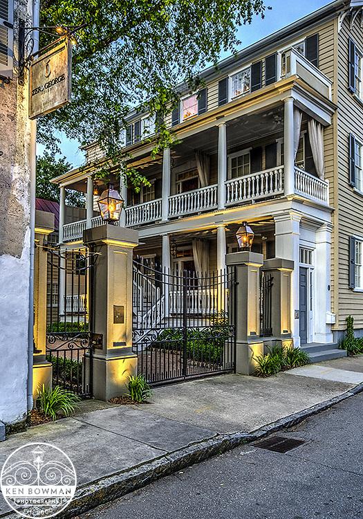 Charleston gas lamp series #7.