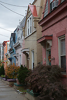 Rowhouses in Northside