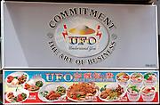 Chinatown. UFO business.