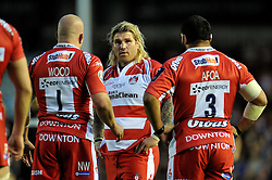 Richard Hibbard of Gloucester Rugby - Photo mandatory by-line: Patrick Khachfe/JMP - Mobile: 07966 386802 01/05/2015 - SPORT - RUGBY UNION - London - The Twickenham Stoop - Edinburgh Rugby v Gloucester Rugby - European Rugby Challenge Cup Final
