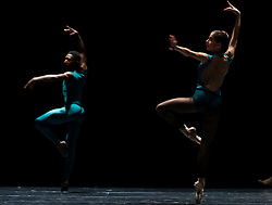 June 20, 2018 - London, London, United Kingdom - Semperoper Ballett.  call for Semperoper Ballett's All Forsythe at Sadler's Wells Theatre..Based in Dresden, the Semperoper Ballett is internationally renowned for its distinguished ballet technique with both classical and contemporary repertoire. This triple bill of works by the visionary William Forsythe compliments the dancers' technical expertise and physical prowess. (Credit Image: © Gustavo Valiente/i-Images via ZUMA Press)