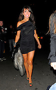12.JANUARY LONDON<br /> <br /> LIZZIE CUNDY CELEBRATES SID OWEN'S BIRTHDAY WITH FELLOW EASTENDERS PALS AND OTHER CELEBRITY FRIENDS INCLUDING SINGER ADELE AT GILGAMESH RESTAURANT AND BAR IN CAMDEN NORTH LONDON, UK.<br /> <br /> BYLINE: EDBIMAGEARCHIVE.COM<br /> <br /> *THIS IMAGE IS STRICTLY FOR UK NEWSPAPERS AND MAGAZINES ONLY*<br /> *FOR WORLD WIDE SALES AND WEB USE PLEASE CONTACT EDBIMAGEARCHIVE - 0208 954 5968*