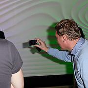 NLD/Amsterdam/20120213 - Presentatie Louder Magazine met als hoofdredacteur Bram Moszkowicz,