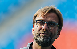 17.05.2016, St. Jakob Park, Basel, SUI, UEFA EL, FC Liverpool vs Sevilla FC, Finale, im Bild Trainer Juergen Klopp (FC Liverpool) // Trainer Juergen Klopp (FC Liverpool) during the Training in front of the Final Match of the UEFA Europaleague between FC Liverpool and Sevilla FC at the St. Jakob Park Stadium in Basel, Switzerland on 2016/05/17. EXPA Pictures © 2016, PhotoCredit: EXPA/ JFK
