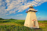 Lighthouse <br /> St. Peters<br /> Prince Edward Island <br /> Canada