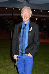 PHILIP TREACY at the Battersea Power Station Annual Party at Battersea Power Station, 188 Kirtling Street, London SW8 on 30th April 2014.