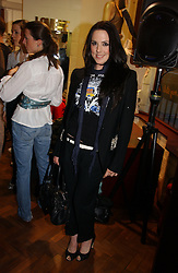 Singer MEL C formerly of the Spicegirls at a party to celebrate the opening of the new fashion store Jezebell at 59 Blandford Street, London W1 on 20th April 2006.<br /><br />NON EXCLUSIVE - WORLD RIGHTS