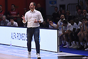 Andrea Diana<br /> Vanoli Cremona - Germani Leonessa Basket Brescia<br /> LegaBasket Serie A 2017/2018<br /> Cremona, 28/04/2018<br /> Foto M.Ceretti / Ciamillo-Castoria