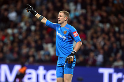 October 20, 2017 - London, England, United Kingdom - West Ham United's Joe Hart.during Premier League match between West Ham United against Brighton and Hove Albion at The London Stadium, Queen Elizabeth II Olympic Park, London, Britain - 20 Oct  2017  (Credit Image: © Kieran Galvin/NurPhoto via ZUMA Press)