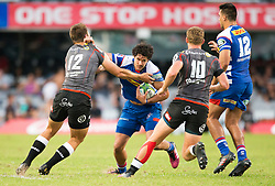 DURBAN, SOUTH AFRICA - APRIL 21: EW Viljoen during the Super Rugby match between Cell C Sharks and DHL Stormers at Jonsson Kings Park on April 21, 2018 in Durban, South Africa. Picture Leon Lestrade/African News Agency/ANA
