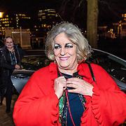 NLD/Amsterdam/20161222 - Première 32ste Wereldkerstcircus, Martha Roling