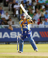 CAPE TOWN, SOUTH AFRICA - 20 April 2008, Herschelle Gibbs during the Standard Bank Pro 20 Semi Final match between The Nashua Cape Cobras and Nashus Titans held at Sahara Park Newlands in Cape Town, South Africa...Photo by www.sportzpics.net