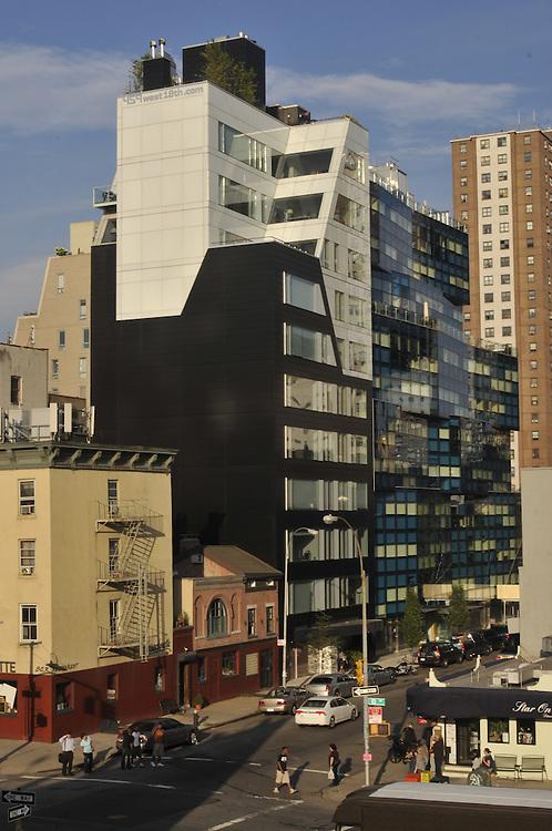 459 West 18th Street, designed by  Della Valle + Bernheimer, Chelsea,  New York City, New York, USA