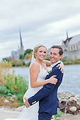 Leanne & Tyler's Beautiful Fall Wedding