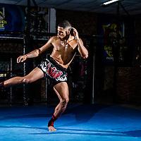 Low Kick do Rodney Costa