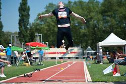GUNTER Tyson, USA, Long Jump, T13, 2013 IPC Athletics World Championships, Lyon, France