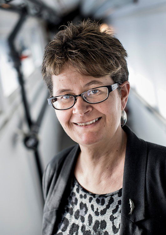 Margareth Øverland, director at Aquaculture Protein Centre at the Norwegian University of Life Sciences (UMB) is doing research on new sustainable fish feeds where natural gas and wood are used in fermentation processes with certain kinds of bacteria to produce feeds that can replace fishmeal in aquaculture feeds.