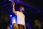 Hip hop wild man Astronautalis kicked off his tour in St. Louis at The Duck Room on March 12th, 2014.