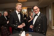 DAVID MAITLAND BIDDULPH; LORD BIDDULPH, The 170th Royal Caledonian Ball 2018. In aid of various Scottish charities. Grosvenor House Hotel. 4 May 2018