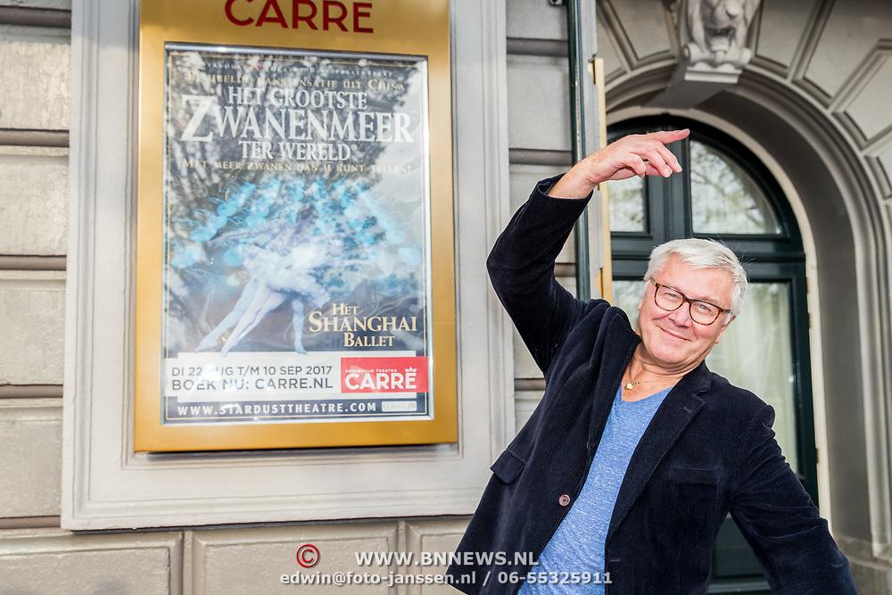 NLD/Amsterdam/20170823 - Premiere Grootste Zwanenmeer ter wereld, Barry Stevens