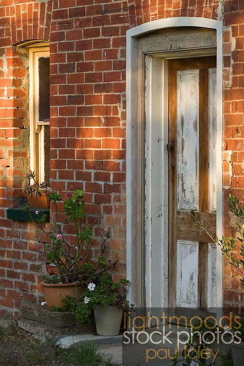 Exterior of Historic House, Singleton NSW