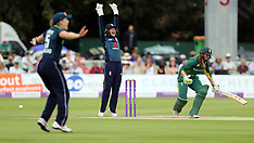 England Women v South Africa Women - 3rd One Day International - 15 June 2018