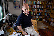 The Independent  - Author Toby Young in his office in London
