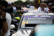 November 16-20, 2016: Macau Grand Prix. Tiago MONTEIRO, Honda Civic