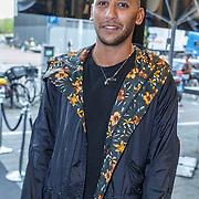 NLD/Amsterdam/20150903 - Lancering Humberto by van Gils, Mo Anwar