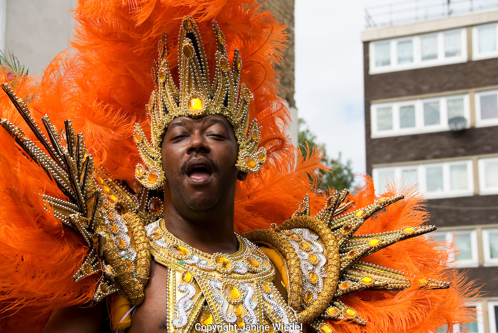 Annual Notting Hill carnival 2009 West London