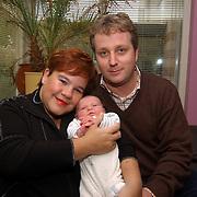 Sharon Dijksma, Thomas Windmulder en zoon Boudewijn