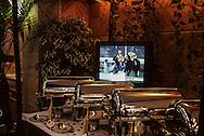 Hong Kong. Piaget Gold cup, in Shatin horse field; with Mr Piaget, Mr perrel; tycoon Alan zeeman et kai bong et brenda chau         /  Piaget Gold cup sur le champ de course de chevaux de shatin, with Mr Piaget, Mr perrel; tycoon Alan zeeman et kai bong et brenda chau        L3145  /  R00225  /  P0005056