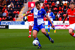 Tony Craig of Bristol Rovers on the ball - Mandatory by-line: Ryan Crockett/JMP - 18/01/2020 - FOOTBALL - Aesseal New York Stadium - Rotherham, England - Rotherham United v Bristol Rovers - Sky Bet League One
