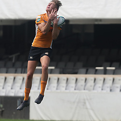 General views during the SA Rugby U19's Championship match between the Cell C Sharks U19's and the Free State U19's  at Jonsson Kings Park Stadium,Durban.South Africa.28 September 2018,(Photo by Steve Haag)