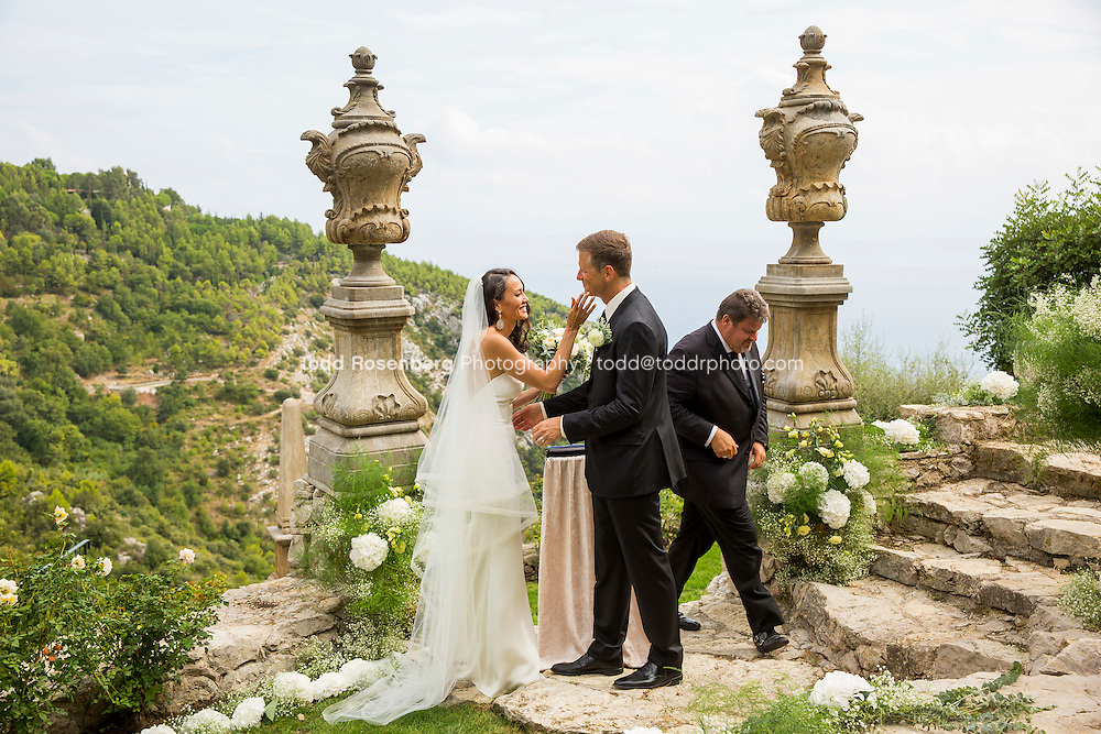 9/16/15 7:59:34 AM -- Eze, Cote Azure, France<br /> <br /> The Wedding of Ruby Carr and Ken Fitzgerald in Eze France at the Chateau de la Chevre d'Or. <br /> . &copy; Todd Rosenberg Photography 2015