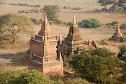 Myanmar, Bagan pagoda temples