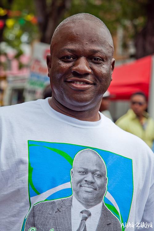 Luis Sylvester.  St. John Carnival 2012 © Aisha-Zakiya Boyd