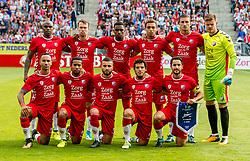 16-08-2017 NED: Europa League FC Utrecht - Zenit St. Petersburg, Utrecht<br /> Team FC Utrecht