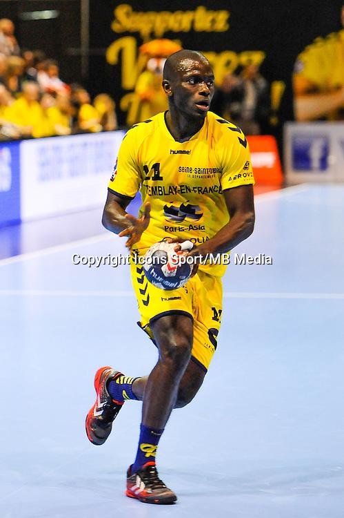 Ibrahima Sall - 11.03.2015 - Tremblay / Montpellier - 18eme Journee de Division 1 <br /> Photo : Anthony Dibon / Icon Sport