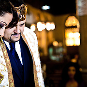 Coptic Wedding in Cairo