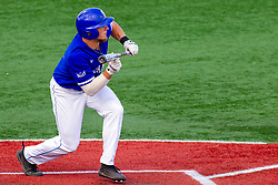 NORMAL, IL - May 01:  Jake Means during a college baseball game between the ISU Redbirds and the Indiana State Sycamores on May 01 2019 at Duffy Bass Field in Normal, IL. (Photo by Alan Look)