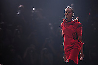 22 Edition of Montreal Fashion Week held at Marche Bonsecours in Old Montreal. February 9, 2012. © Allen McEachern.