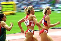 Athletics, 23. august 2003, VM Paris, World Championship in Athletics,  Stephanie Graf, Austria 800 metres