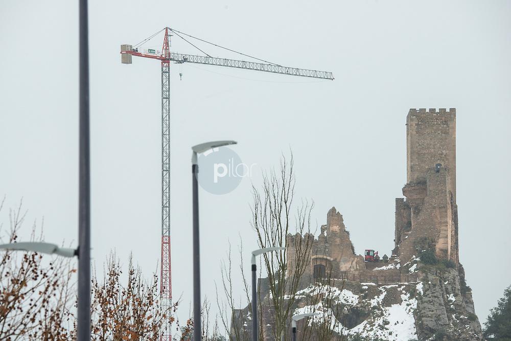 Castillo de Almansa. Albacete ©Antonio Real Hurtado / PILAR REVILLA