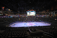 Ishockey , 13 June 2014 A General View of The Interior of The Staples Center Prior to Game 5 of The Stanley Cup Final between The New York Rangers and The Los Angeles Kings AT Staples Center in Los Angeles Approx NHL Ice hockey men USA Jun 13 Stanley Cup Final Rangers AT Kings Game 5 <br />