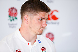 Owen Farrell (Saracens) - Mandatory by-line: Steve Haag/JMP - 07/06/2018 - RUGBY - Kashmir Restaurant - Durban, South Africa - England Rugby Press Conference, South Africa Tour