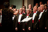 PR Photography in North Wales of Froncyllsylate Male Voice Choir