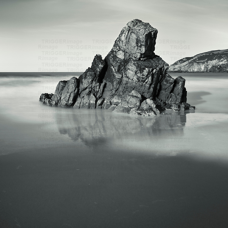 Traigh Ghearadha beach, Lewis, Outer Hebrides, Scotland