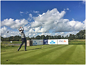 KLM OPEN GOLF 2017 training