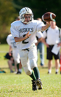 Silver Hawks JV football versus Monadnock, September 18, 2010.